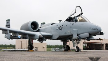 USAF: A-10 Divestiture Begins In 2018