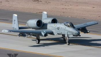 Inside The Cockpit: A-10C Warthog Flying RESCORT