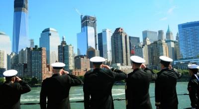 9/11: Unwavering Heroism