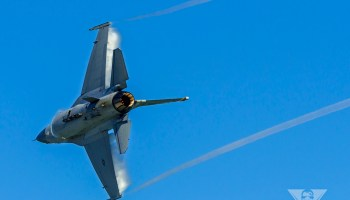 The Knife Fight--Dogfighting in an F-16 (part 2)