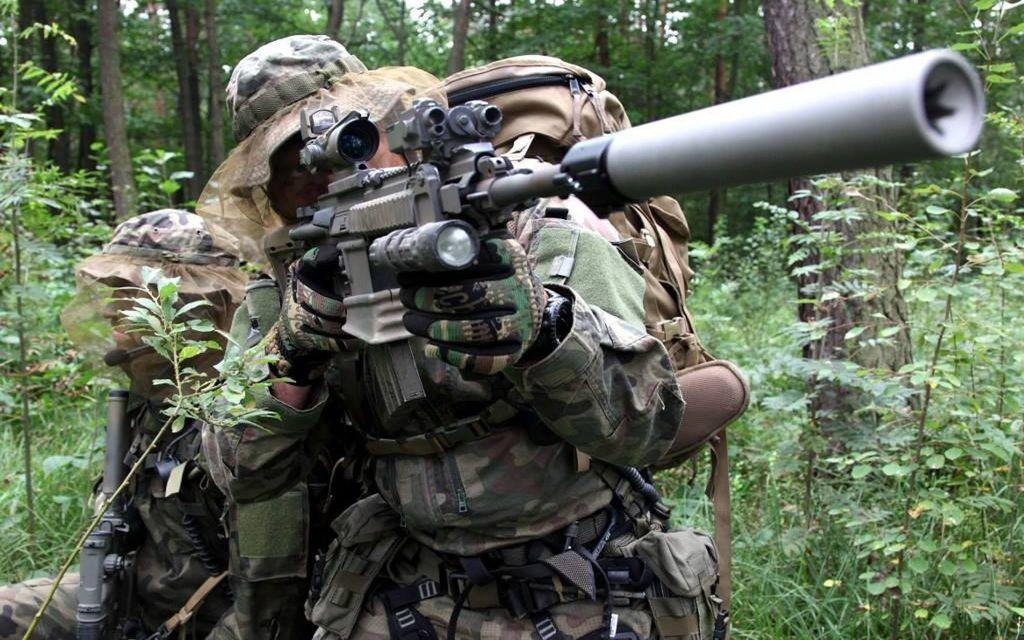 Photo Gallery: Poland's elite counter terrorism unit, GROM