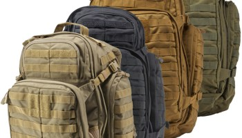 Quick Look: 5.11 Tactical Rush 72 Backpack
