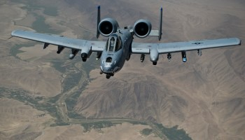 The A-10 Debate Heats Up
