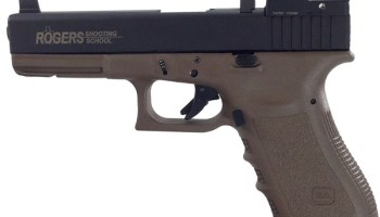 Rogers Optic-Ready Glock Slide and the RMR: Ready for Duty