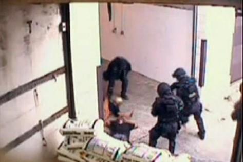 Takedown of a Toronto 18 terrorist.