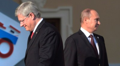 Canada to Russia: Get Out of Ukraine