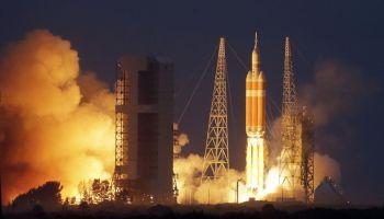 Orion: Space Program Renews Its Vigor