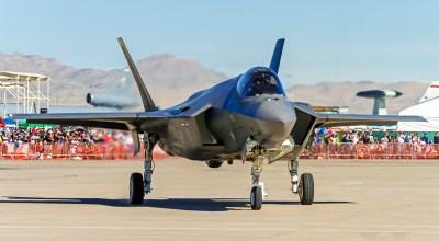Latest F-35 Problem: Hot Fuel? (Update)