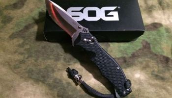 Quick Look: SOG Vulcan Folding Knife