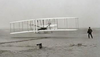 Wright Brothers' First Flight - 111 Years Later