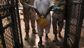 Conspicuous Timing of GTMO Releases