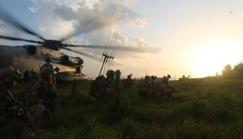 Is MARSOC Taking the Old Force Recon Mission?