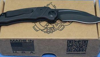 Rat Worx Mini MRX Knife Review