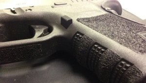 Why Do You Stipple Your Weapon?
