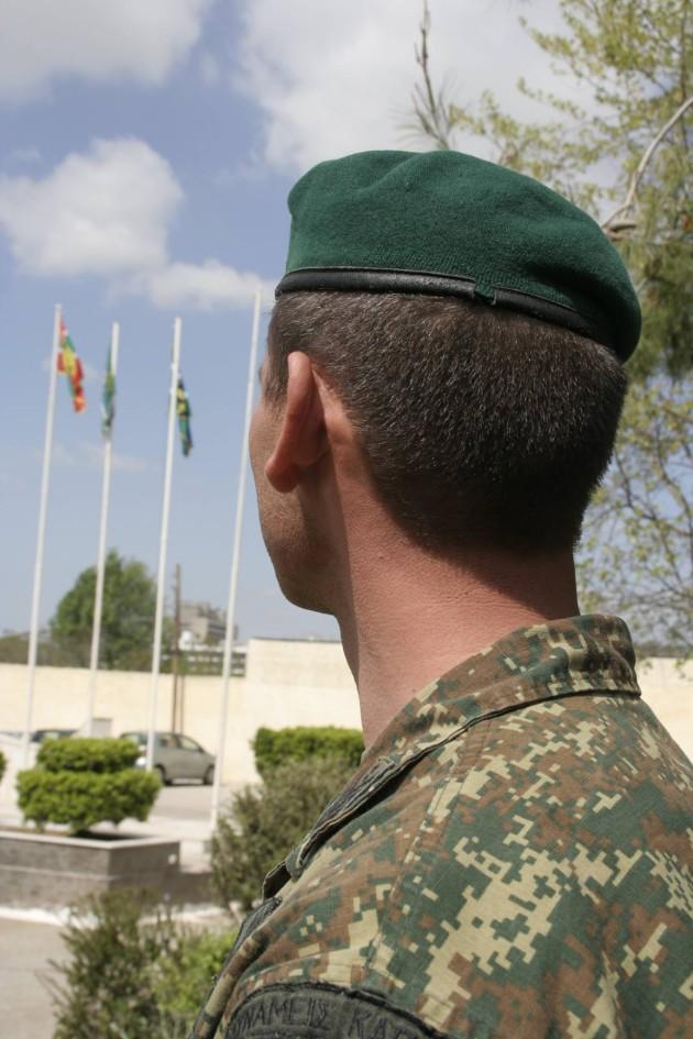 Staff Sergeant Ε.Κ.