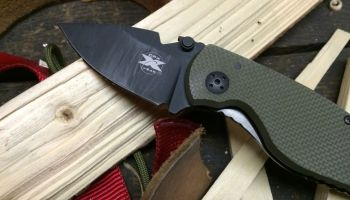 DPx HEAT/F OD Knife Review