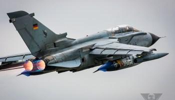 Burner Friday: Panavia Tornado