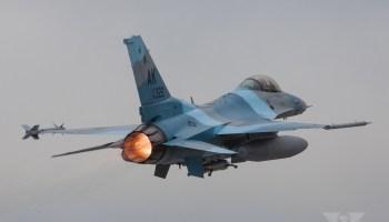 F-16 Fleet Staying Busy