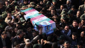 Iranian BG Killed by ISIS, Western Media Sleeps