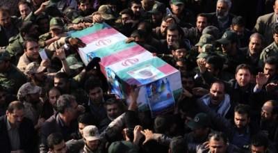 Iranian Qods Force Senior Officer Killed by ISIS, Western Media Sleeps