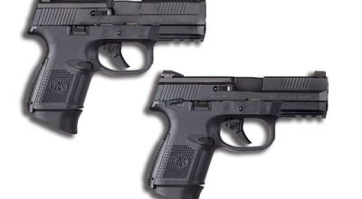 FNH FNS 9/40 Compact Pistol: Quick Look