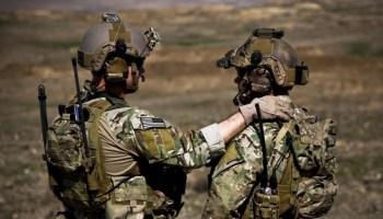 Brains vs Brawn: A Green Beret and a Ranger meet