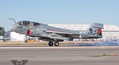 Photo Gallery: Grumman EA-6B Prowler
