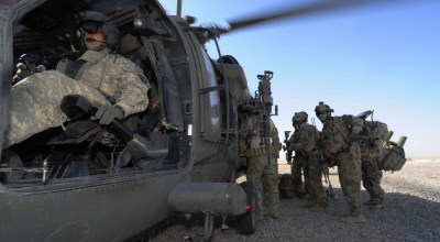 How Helicopters Support Australian Special Operations in Afghanistan (Part 3)