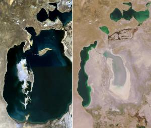 NASA satellite imagery comparative analysis 1989-2008.