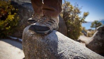 Merrell Moab Ventilator Hiking Shoe: First Impressions