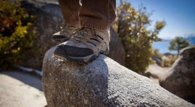 Merrell Moab Ventilator Hiking Shoe: First Impressions