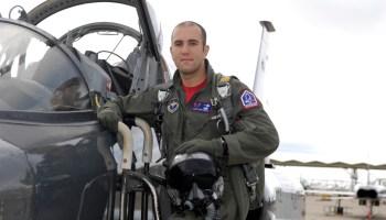 """In Memoriam: Second Lieutenant David """"Jinxx"""" Mitchell"""
