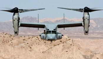 Milestone Monday: Bell-Boeing V-22 Osprey First Flight
