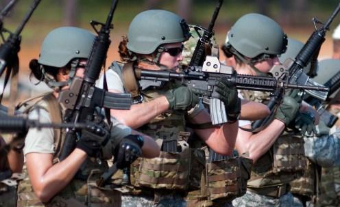 Will Women Help Meet Special Operations Recruiting Goals?