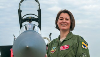 Warrior Wednesday: Lieutenant Colonel Nicole