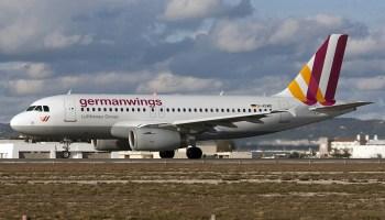 Germanwings Airbus Crashes in Alps