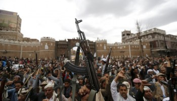 The Disintegration of Yemen