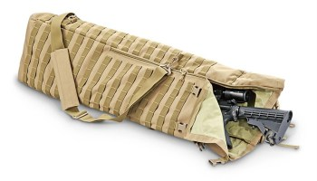 Red Rock Tactical Rifle Bag: First Impressions