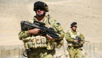 Australia's Military and the Gun Debate (Pt.1)