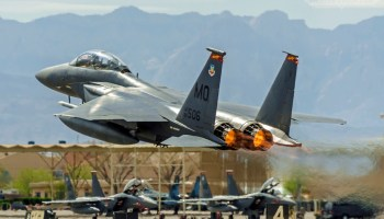 Mountain Home F-15Es Coming to Boise