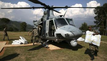 Missing USMC Helicopter Found In Nepal