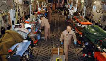 Fewer U.S. Military Personnel Dying in Battle