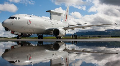 Australia's E-7A Wedgetail Reaches FOC