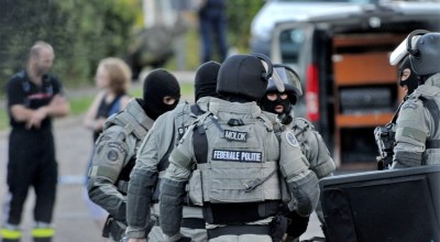 Belgian Counterterrorism Forces Beat Notorious Pirate at His Own Game