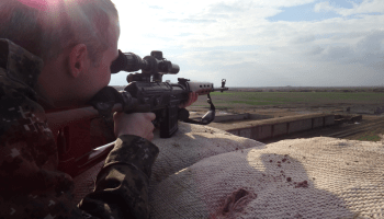 Take a Tour of Weapons on the Kurdish Front Lines