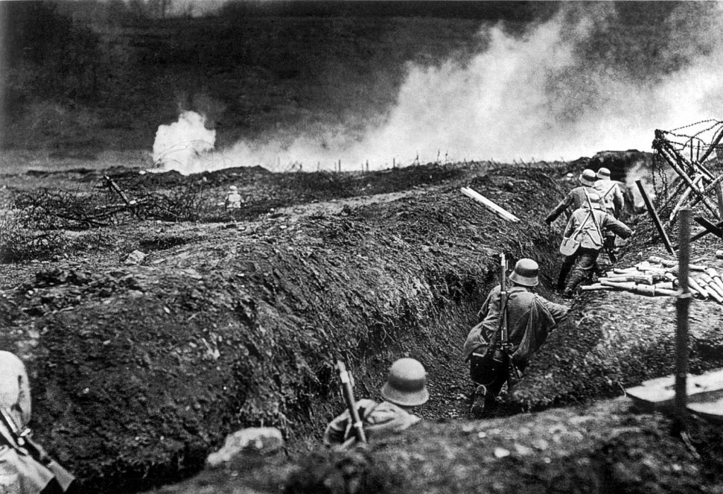 Storm of Steel: Germany on the Western Front