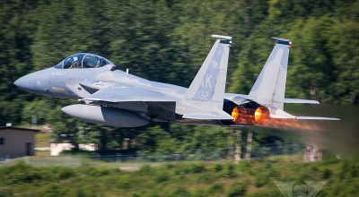 Burner Friday: 19FS F-15D Eagle