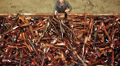 The Nonsensical Ramblings of Gun Control Australia