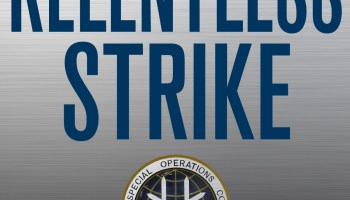 Relentless Strike: An Interview With Sean Naylor