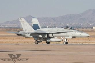 F/A-18C, VMFAT-101, Buno 163459